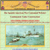The Spanish American War Centennial Website!
